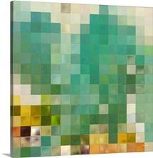Modern Tile Art #14, 2008