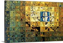 Modern Tile Art #24, 2008