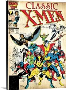 Classic X-Men