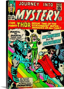 Journey Into Mystery, Thor (The Enchantress And The Executioner!)