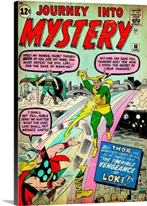 Journey Into Mystery, Thor (The Terrible Vengeance Of Loki!)