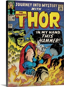 Journey Into Mystery With The Mighty Thor (In My Hand... This Hammer!)