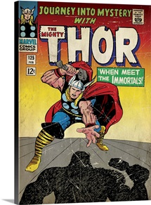 Journey Into Mystery With The Mighty Thor (When Meet The Immortals!)