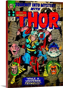 Journey Into Mystery With The Mighty Thor (While A Universe Trembles!))
