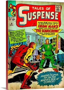 Tales Of Suspence (Iron Man And The Scarecrow)