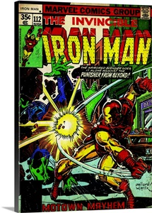 The Invincible Iron Man (Motown Mayhem)