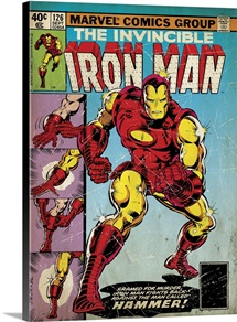 The Invincible Iron Man (The Man Called Hammer!)