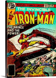 The Invincible Iron Man (The Prince And The Power!)