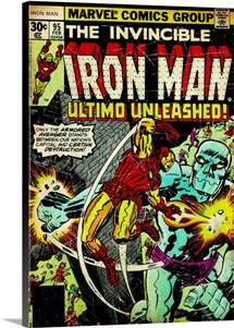 The Invincible Iron Man (Ultimo Unleashed!)