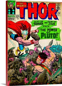 The Mighty Thor (The Power Of Pluto!)