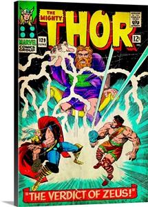 The Mighty Thor (The Verdict Of Zeus!)
