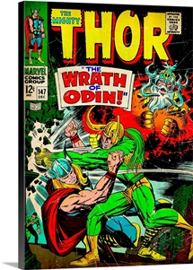 The Mighty Thor (The Wrath Of Odin)