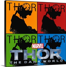 Thor: The Dark World, Pop Art