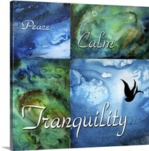 Tranquility - Inspirational Art