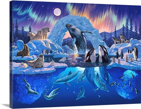 Arctic Harmony