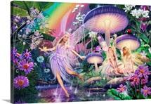 Fairy Raindrops