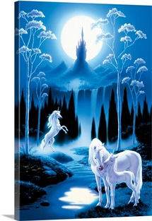 Moonlit Unicorn