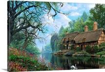 Old Woodland Canal I