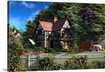 Roses House I