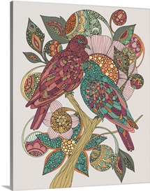 The Twelve Days of Art - Two Turtle Doves