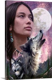 Wolf Montage