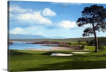 18th Pebble Beach