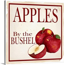 Apples by the Bushel