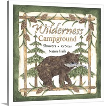 Wilderness Campgrounds