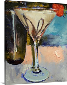 Chocolate Swirl Martini