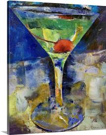 Summer Breeze Martini