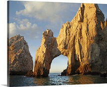El Arco and sea stacks, Cabo San Lucas, Mexico