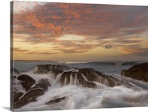 Surf, Playa Langosta, Guanacaste, Costa Rica