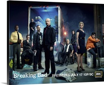 Breaking Bad - TV Poster