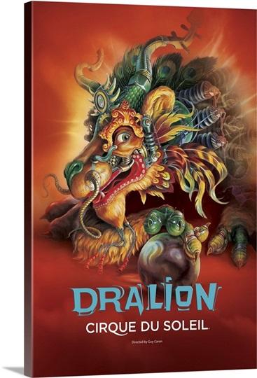 Cirque du Soleil DralionT (2007)