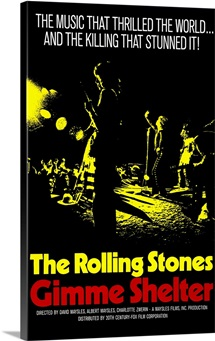 Gimme Shelter Rolling Stones (1971)