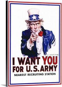 I Want You for U.S. Army