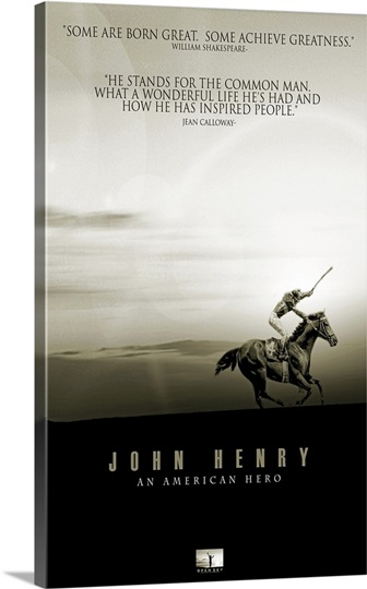 John Henry: A Steel Driving Race Horse (2008)