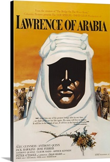 Lawrence of Arabia (1963)
