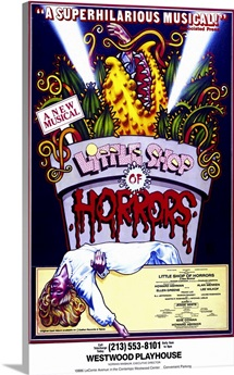 Little Shop of Horrors (Musical) (1981)