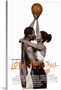Love and Basketball (1999)