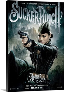 Sucker Punch - Movie Poster