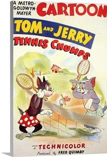 Tennis Chumps (1949)