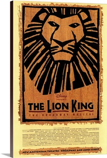 The Lion King The Broadway Musical (Broadway) ()