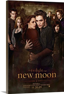 The Twilight Saga: New Moon (2009)
