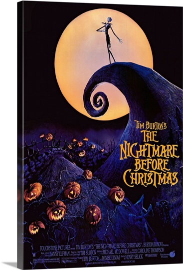 Tim Burtons The Nightmare Before Christmas (1993)