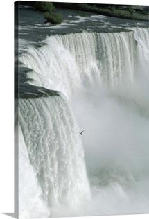 American Falls, Niagara Falls, Niagara River, Ontario, Canada