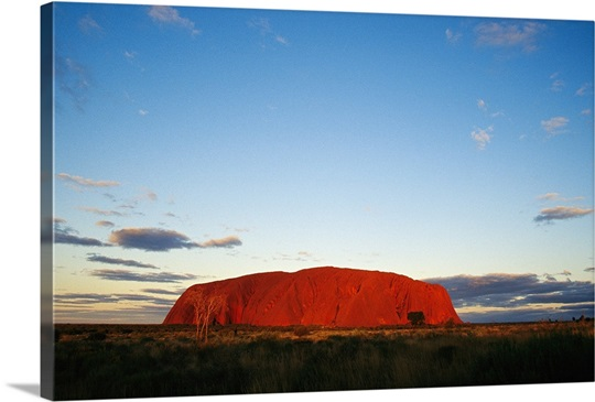 Ayers Rock, Uluru National Park, Northern Territory, Australia