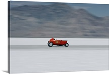 Bonneville National Speed Trials, Bonneville Salt Flats