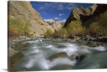 Hanupata River Gorge, Ladakh, northwest India, Himalaya