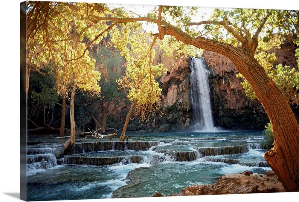 Havasu Creek, Havasupai Indian Reservation, Arizona